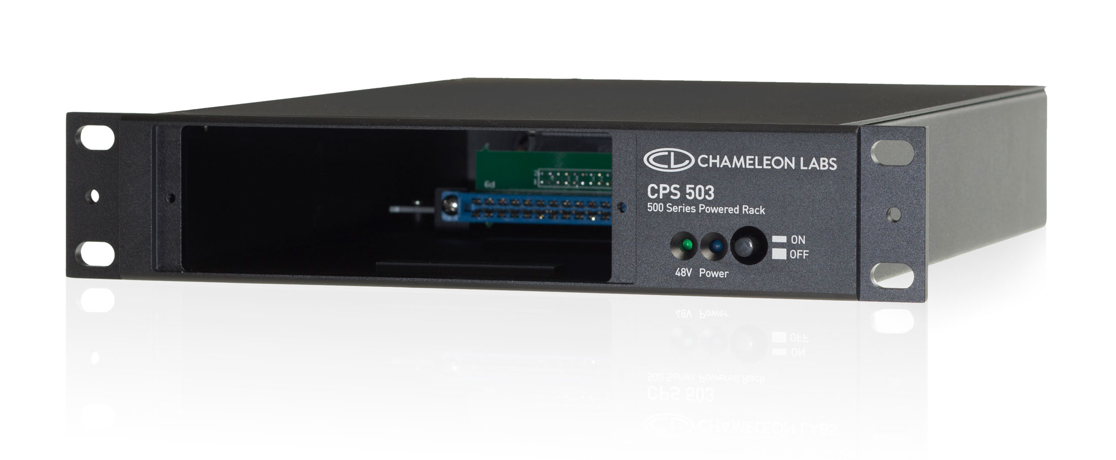The Chameleon Labs CPS503 500-series Power System